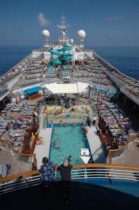 Das Kreuzfahrtschiff II