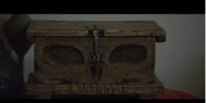 Skull Box - Film Escape Room Horror Movie